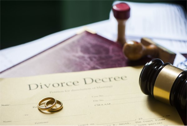 Divorce Consultation PDavis